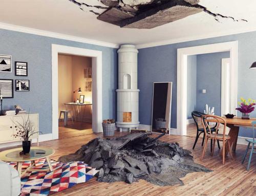 Proč byste neměli zapomínat na pojištění nemovitosti?