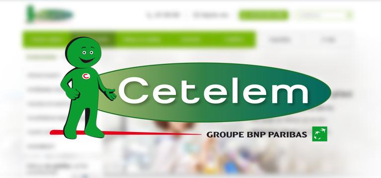 Kreditka od Cetelemu.