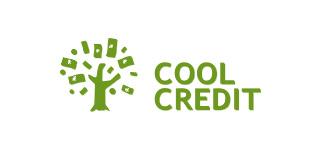Logo od poskytovatele rychlé půjčky do výplaty COOL CREDIT, s.r.o.