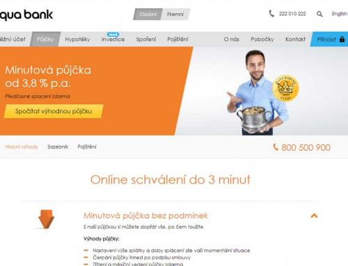 Equa bank půjčka