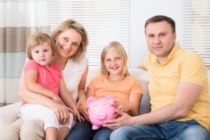 Jak naplánovat rodinný rozpočet