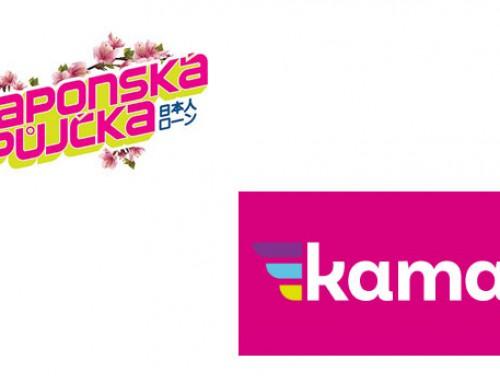 Rebranding Japonské půjčky na Kamali půjčku