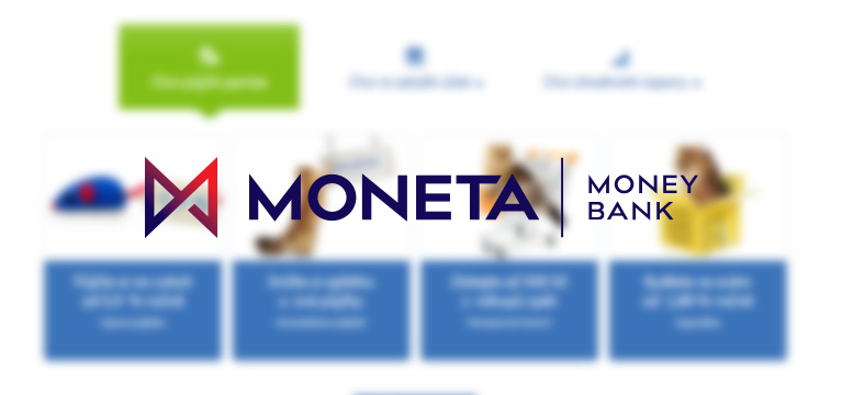GE Money Bank změna na MONETA Money Bank