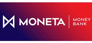 Moneta Money Bank logo