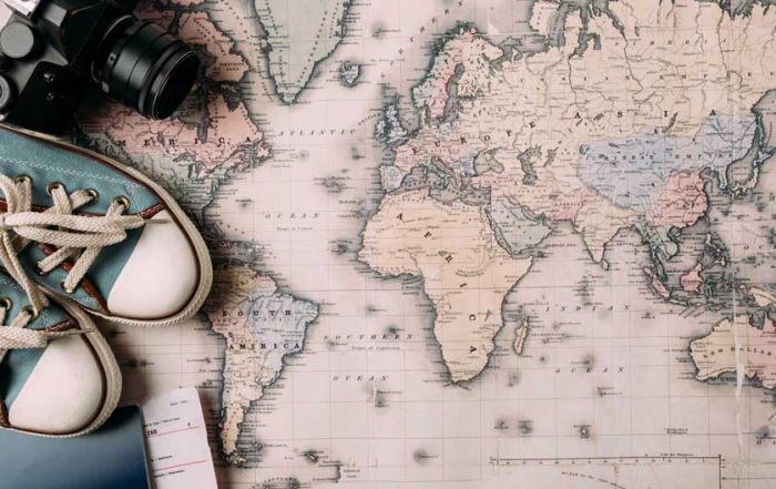 Cesta na výlet pouze s cestovním pojištěním,