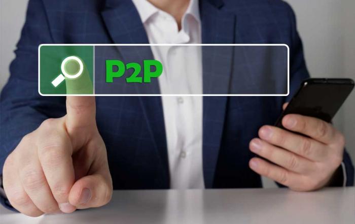 P2P půjčování