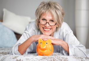Jak správně spořit na důchod - ilustrační foto
