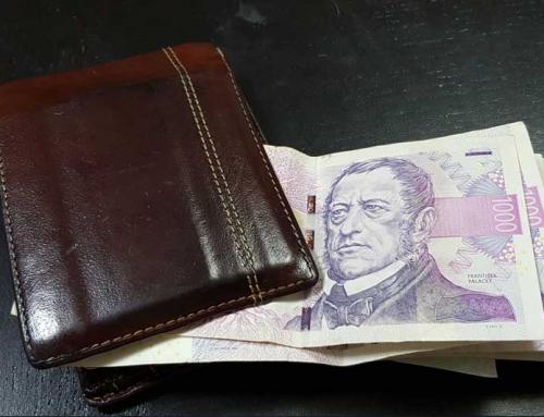 Půjčka do výplaty pomůže každý den, stačí několik minut u počítače