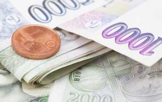 Peníze z půjčky on-line