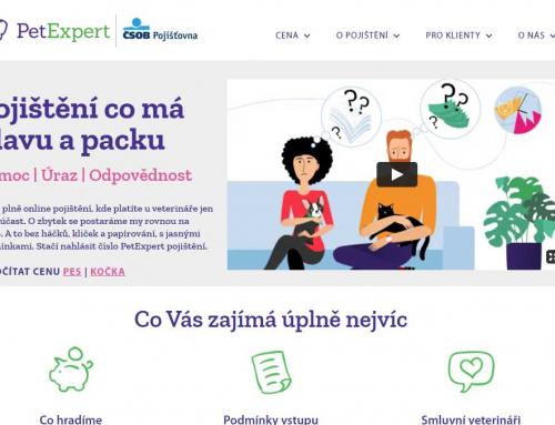 Pojištění psů a koček od PetExpert.cz