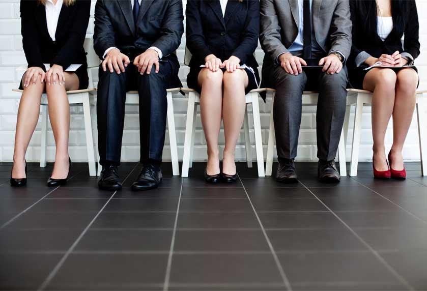 Pracovní pohovor - obrázek