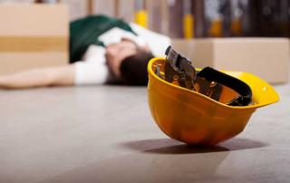 Nehoda v práci