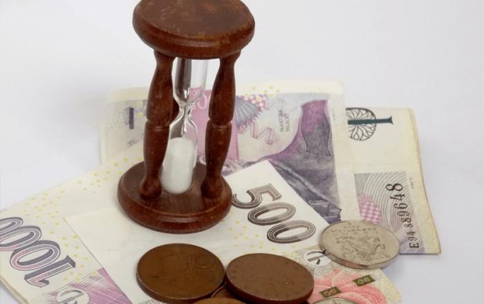 Hypotéka - úvěr - půjčka - problém se splácením půjčky- splácejte včas - ilustrační foto