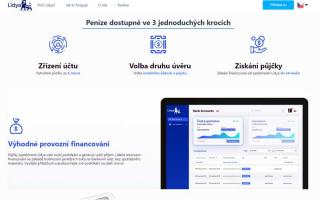Lidya – poskytovatel podnikatelských půjček