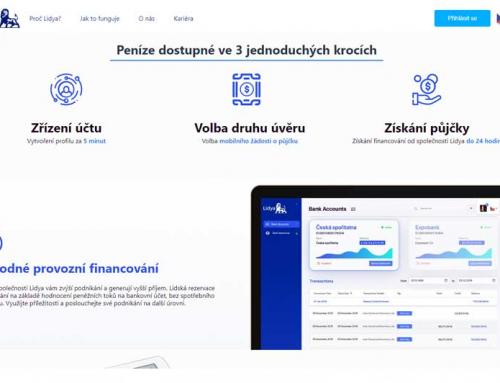 Lidya – nigerijský poskytovatel podnikatelských půjček expanduje do ČR!