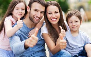 Šťastná rodinka