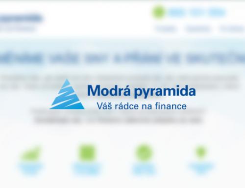 Stavební spoření Modrá pyramida