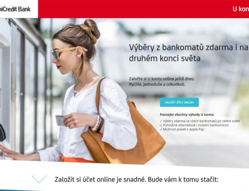 U konto od UniCredit Bank