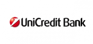 Logo od UniCredit Bank.