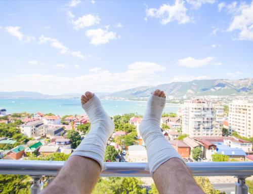 Jak se zachovat, když se na dovolené něco stane?